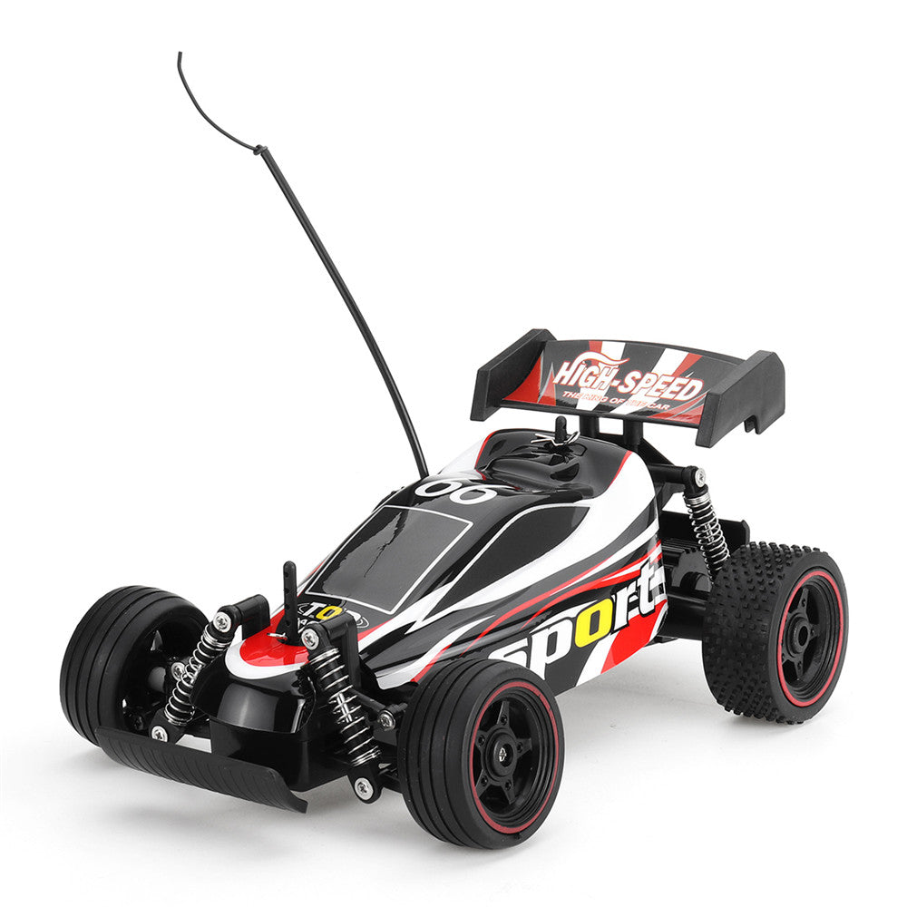663A 4CH 2WD 1/16 High Speed RC Car With Head Light