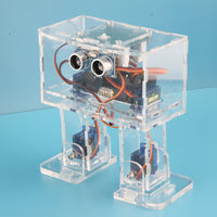 DIY STEAM Arduino Nano Dancing RC Robot Educational Robot Toy With Servos