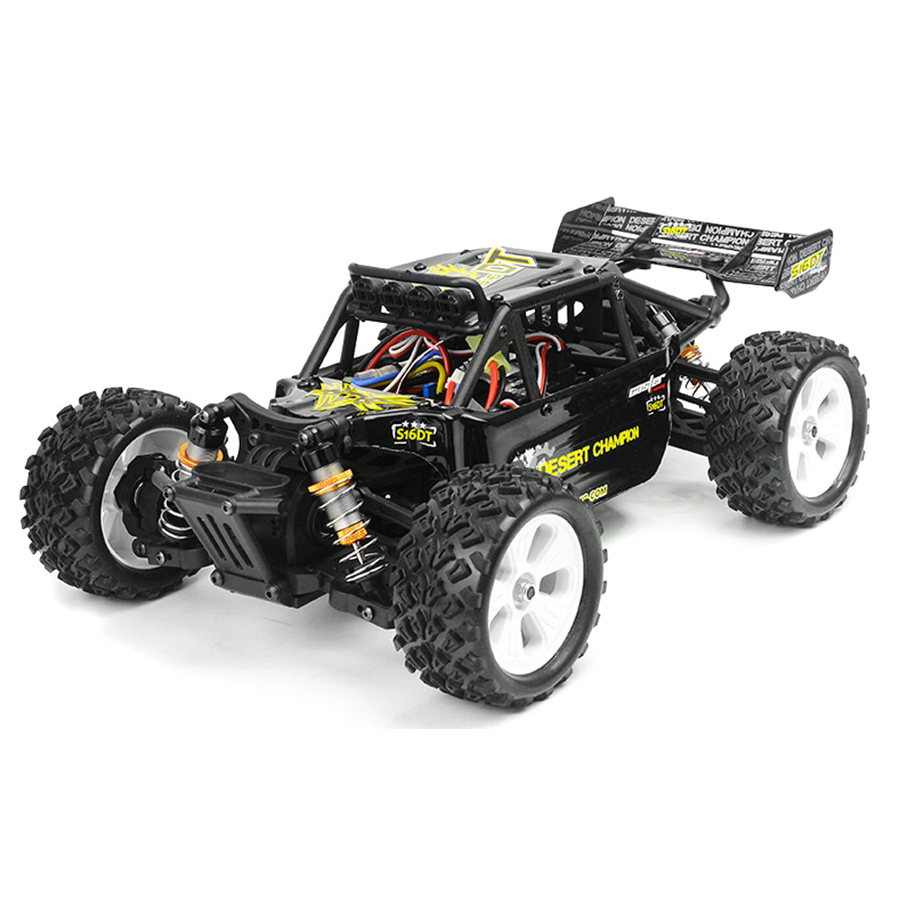K13 1/16 2.4G 2CH High Speed RC Car Dessert Vehicle Models