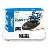 JJRC H36F Terzetto 1/20 2.4G 3 In 1 RC Vehicle Flying Drone Land Driving Boat RTR Model