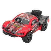 REMO 1625 1/16 2.4G 4WD Waterproof Brushless Off Road Monster Truck RC Car Vehicle Models Red