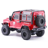RGT 136240 V2 1/24 2.4G RC Car 4WD 15KM/H Vehicle RC Rock Crawler Off-road