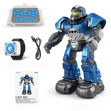 JJRC R5 CADY WILI SmartWatch Follow Intelligent Programing Education RC Robot