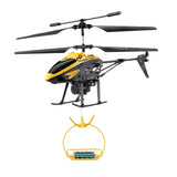 WLtoys V388 3.5CH Mini Infrared Control RC Helicopter Toy RTF With Gyro' Carrying Basket