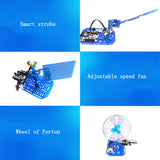 LOBOT Funbot STEAM Arduino DIY Smart Changable Programmable RC Robot Educational Kit