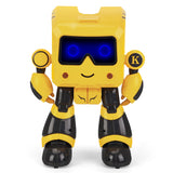 JJRC R17 KAQI-TOTO Intelligent Programmable Touch Control Coin Saving Sing Dance Smart RC Robot Toy