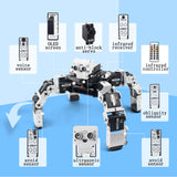 LOBOT CR-4 DIY 4-Leged Programmable Infrared Control Smart RC Robot Compatible Arduino