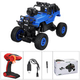 1PC MUYS 1/18 2.4G 4WD Rc Car + 1080P HD WIFI FPV App Controlled Off-Road Vehicle Climbing Truck RTR