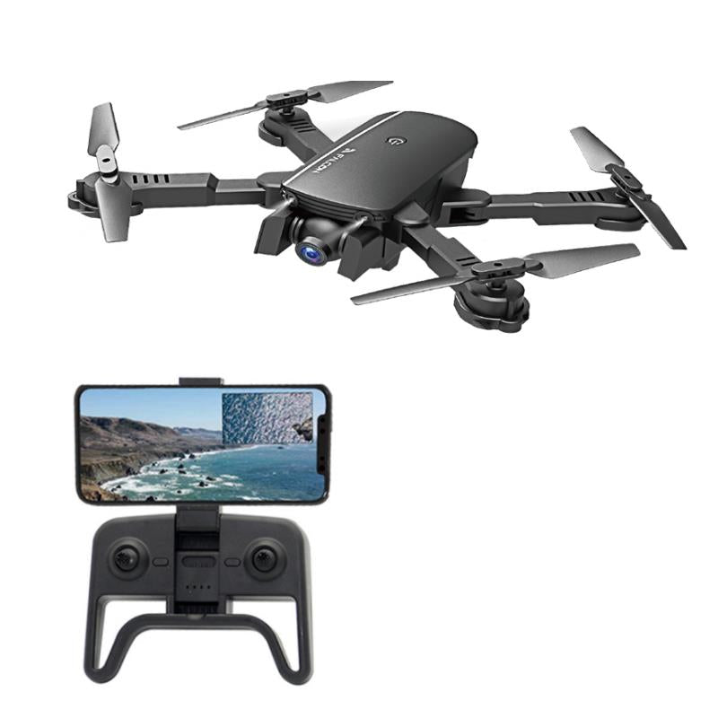 1808 WIFI FPV With 4K Wide Angle Camera Optical Flow Altitude Hold Mode Foldable RC Drone Quadcopter RTF