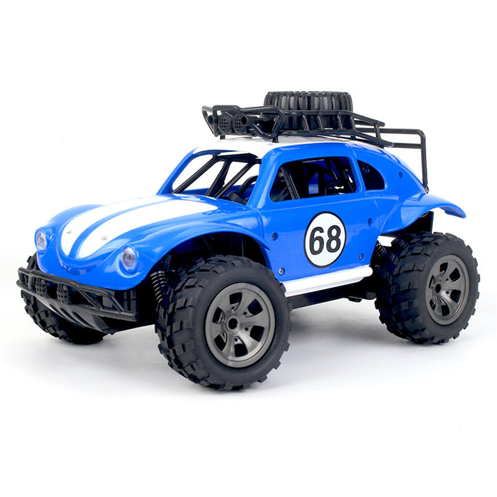 KYAMRC 1816A 1/18 2.4G RWD RC Car Simulation Electric Off-Road Vehicle RTR Model