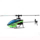 WLtoys V911S 2.4G 4CH 6-Aixs Gyro Flybarless RC Helicopter RTF With 4PCS 3.7V 250MAh Lipo Battery
