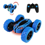 RC Car 2.4G 4CH Stunt Drift Deformation Buggy Car Rock Crawler Roll Car 360 Degree Flip Kids Robot RC Cars Toys for Gifts