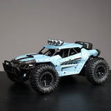 2WD Electric 2.4 G RC Car Rock Crawler Remote Control Toy Cars On The Radio Controlled Drive Off-Road Toys For Boy Kids Gift