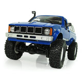 WPL C-24 C24 1/16 4WD 2.4G Military Truck Buggy Crawler Off Road RC Car 2CH RTR Toy Kit Without Electric Parts