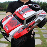 Super-large high-speed remote control car professional feet four-wheel-drive climbing trails che wan ju car model XY-0
