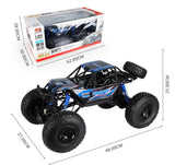 Hot large racing RC Car 2837 1:10 Scale 48CM off-road 4WD driving big foot RC Car rock climber car model