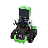 Robobloq Qoopers DIY 6 In 1 Smart Programmable Obstacle Avoidance APP Control RC Robot Car Kit