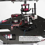 ALIGN T-REX 470LM E06 Dominator 6CH 3D Flying Belt Drive RC Helicopter Metal Kit With 1800KV Motor 50A ESC