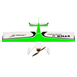 Dancing Wings Hobby STICK-14 V2 1400mm Wingspan Balsa Wood 3D Aerobatic Trainer RC Airplane KIT