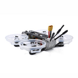 GEPRC CinePro 4K HD 3-4S FPV Racing Drone Advanced Version PNP/BNF F722 FC DUAL Gyro ICM20689 Caddx Tarsier 4K 35A ESC 5.8G 48CH 0~500mW VTX