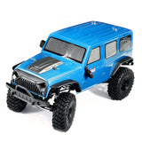 RGT EX86100 2.4G 1/10 RC Off-Road RC Car Crawler Vehicle Models Long Distance 150m Control Two Battery
