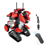 MoFun M1 2.4G 4CH DIY Smart Remote Control Built Block RC Robot Toy