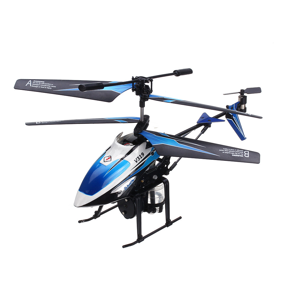 WLtoys V319 3.5CH Mini Infrared Control Water Shooting RC Helicopter RTF