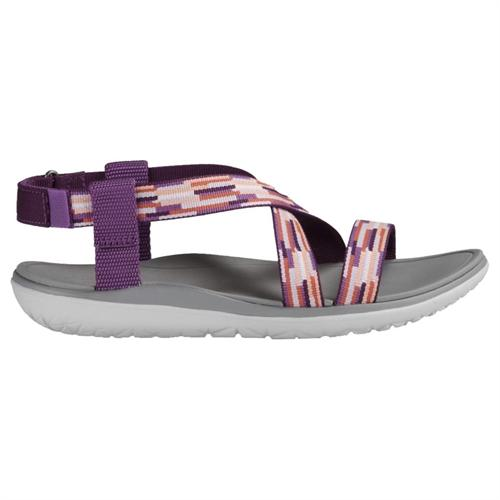 Terra-Float Liv Lilla/Multi Damesandal