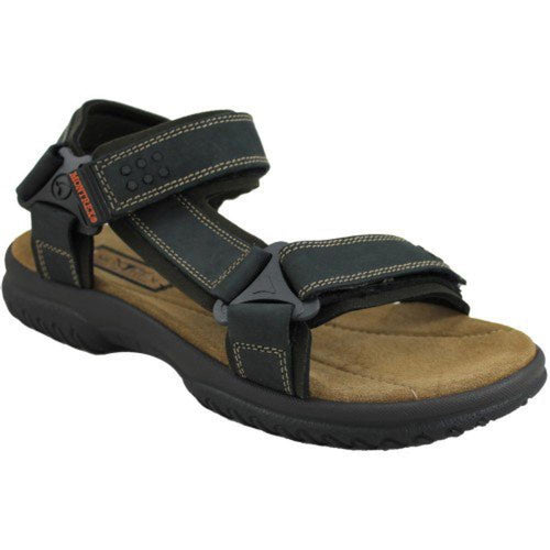 3971S Outdoorsandal Sort
