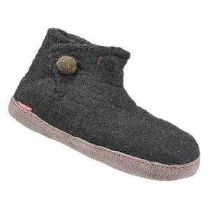 Betterfelt Sort Daisyboot