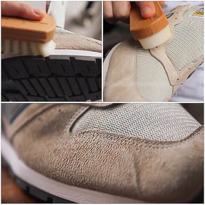 Suede Revival Crepe Brush - SNEAKERS ER - Lion Feet - Clean & Protect