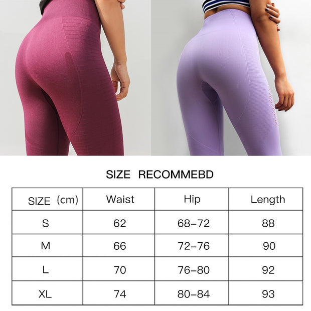 Fitness High Waist Legging Tummy Control Gym wear Workout Active Wear - megawise