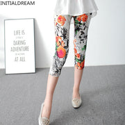 INITIALDREAM Brand Leggings High Waist - megawise