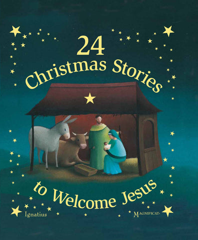 24 Christmas Stories to Welcome Jesus - Catholic Shoppe USA