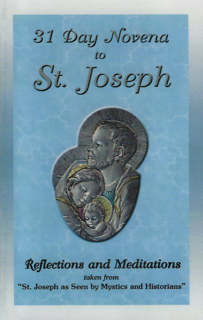 31 Day Novena to St. Joseph - Reflections and Meditations