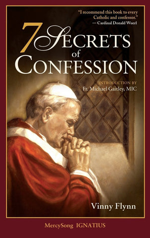 7 Secrets of Confession - Catholic Shoppe USA