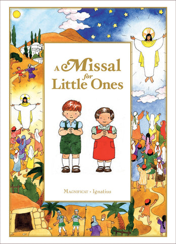 A Missal for Little Ones - Catholic Shoppe USA