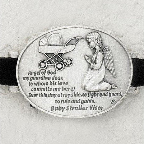 Baby Stroller Guardian Angel Metal with Velcro