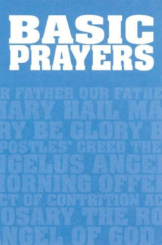 Basic Prayers -