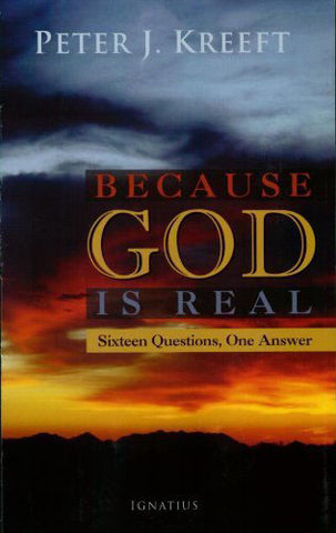 Because God Is Real - Sixteen Questions, One Answer -