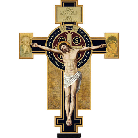 Benedictine Crucifix -