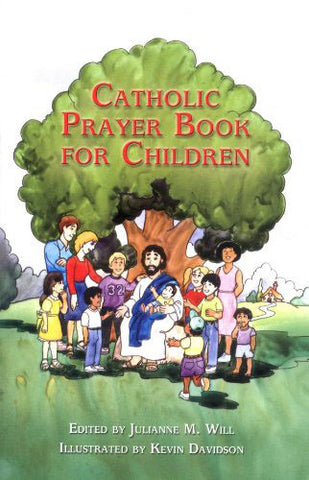 Catholic Prayer Book for Children - Catholic Shoppe USA