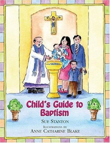 Child's Guide to Baptism - Catholic Shoppe USA