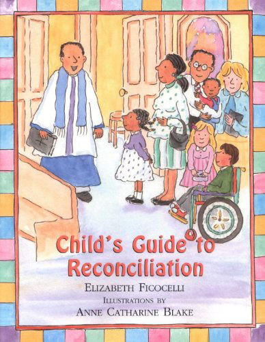 Child's Guide to Reconciliation - Catholic Shoppe USA