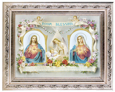Child's Room Blessing - Catholic Shoppe USA