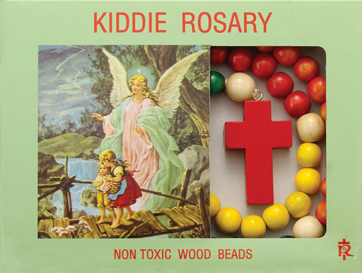 Children's Wooden Rosary - Catholic Shoppe USA - 1