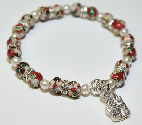Christmas Nativity Bracelet