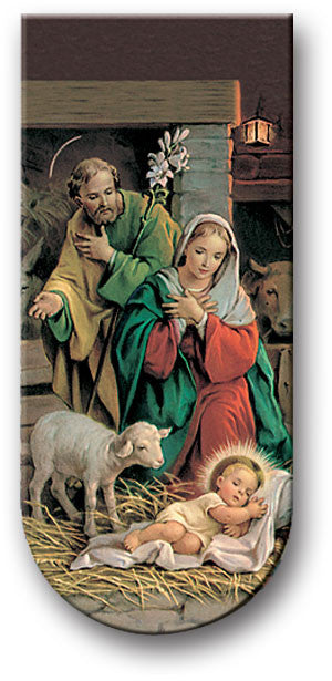 Christmas Novena Magnetic Bookmark - Catholic Shoppe USA