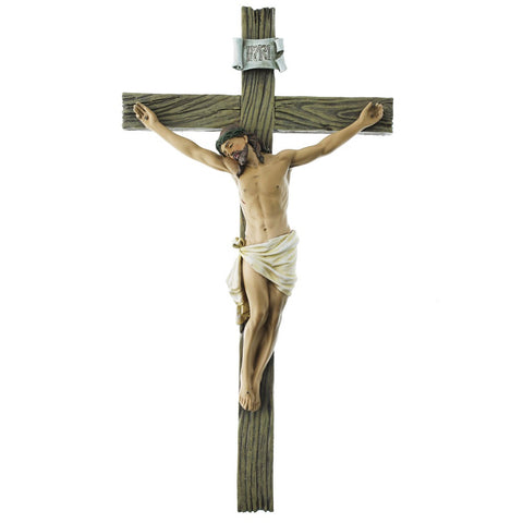 Crucifix - 13.75 inch - Catholic Shoppe USA