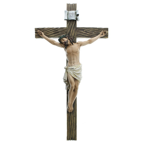 Crucifix - 20.5 inch - Catholic Shoppe USA